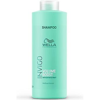 Wella Professionals Invigo Volume Shampoo 1L (Hair care , Shampoos)