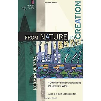 From Nature to Creation: A Christian Vision for Understanding and Loving Our World (The Church and Postmodern...