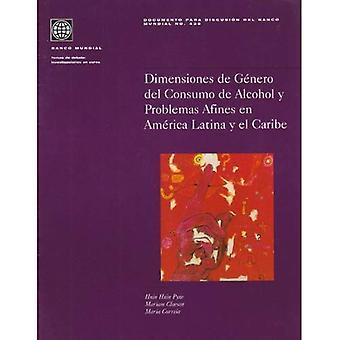 Genderaspecten van alcoholgebruik en alcoholgerelateerde problemen in Latijns-Amerika en het Caribisch gebied (wereld...