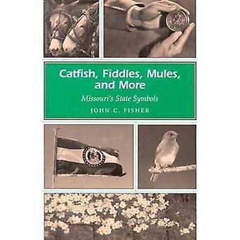 Poisson-chat, violons, Mules, etc.: Missouri & s symboles d'état