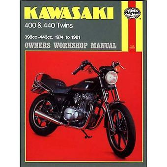 Kawasaki 400 and 440 Twins Owner's Workshop Manual (Motorcycle Manuals)