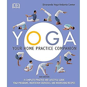 Yoga: Su compañero de casa práctica