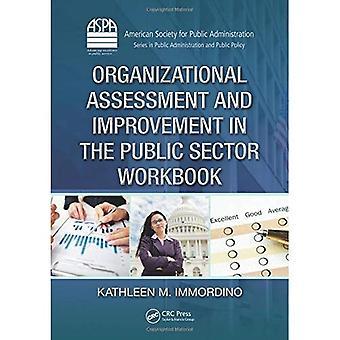 Organisaation arviointiin ja parantamiseen julkisen sektorin työkirjassa (ASPA sarja julkisen
