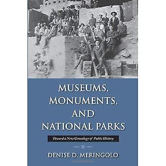 Musées, Monuments et parcs nationaux