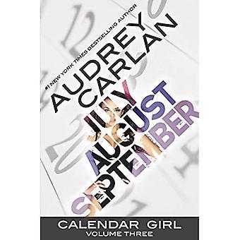 Calendar Girl: Volume Three: 3