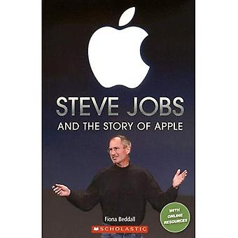 Steve Jobs Book Only (Scholastic Readers)