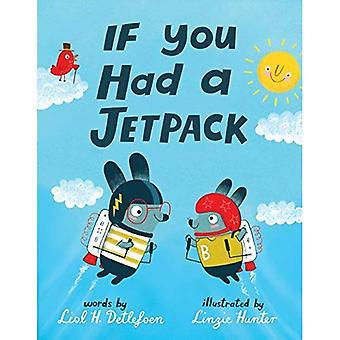 Si vous aviez un Jetpack