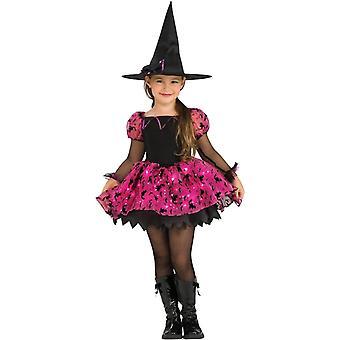 Magische Hexenkostüm für Kinder
