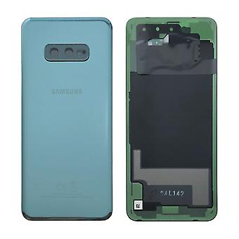Samsung GH82-18452E battery cover cover for Galaxy S10e G970F + adhesive pad green Prism green new