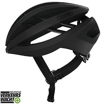 Abus Aventor bike helmet / / velvet black
