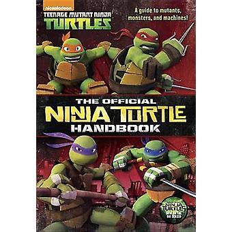 The Official Ninja Turtle Handbook by Random House - 9780553507683 Bo