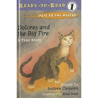 Dolores and the Big Fire by Andrew Clements - 9780756941062 Book