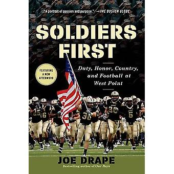 Soldiers First - Duty - Honor - Country - and Football at West Point b