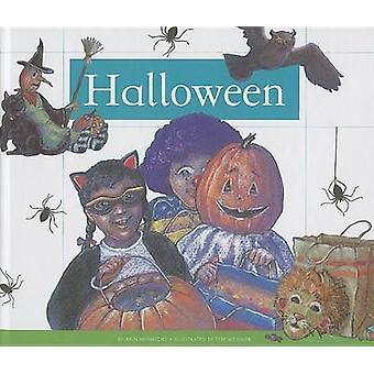 Halloween by Ann Heinrichs - Teri Weidner - 9781623235079 Book