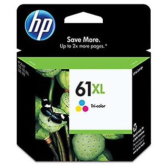 HP 61XL Tri-Color Inkjet Print Cartridge