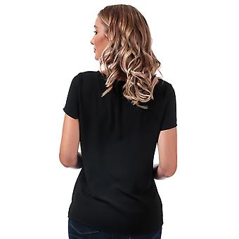 Womens Vero Moda Sasha Top In Black