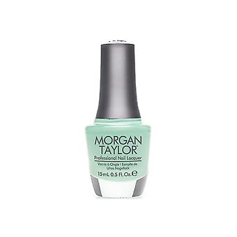 Morgan Taylor Nail Polish - Mint Chocolate Chip (Creme) 15ml