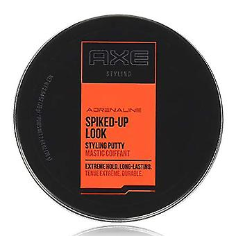 Axe spiked up look styling putty, extreme hold, 2.64 oz