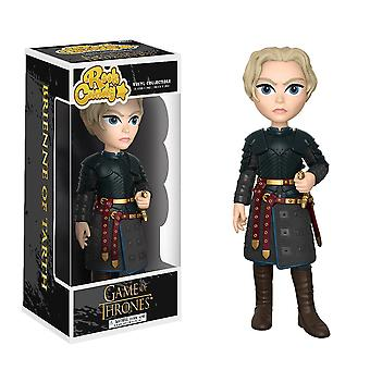 Game of Thrones Brienne of Tarth Rock Candy