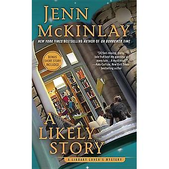 A Likely Story by Jenn McKinlay - 9781101986837 Book