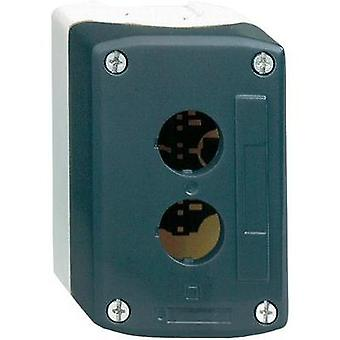 Enclosure 2 installation slots Blank Dark grey, Light grey Schneider Electric XALD02 1 pc(s)
