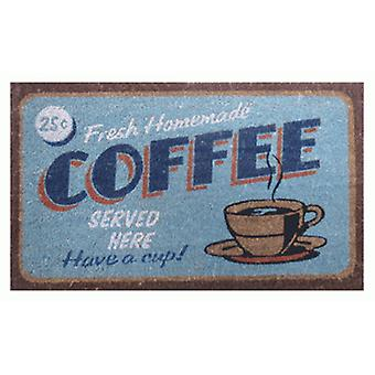 Aramis Doormat  Coffee  (Home , Textile , Doormats)
