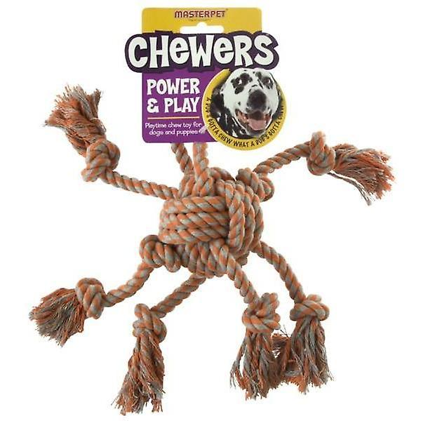 Chewers touw Octopus groot