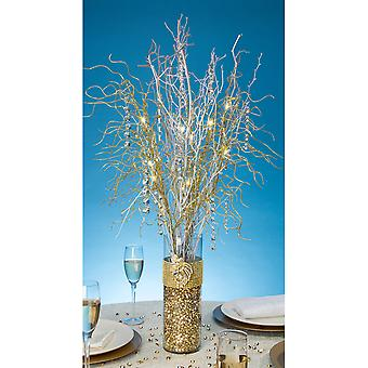 David Tutera Lighted Branch Spray 30