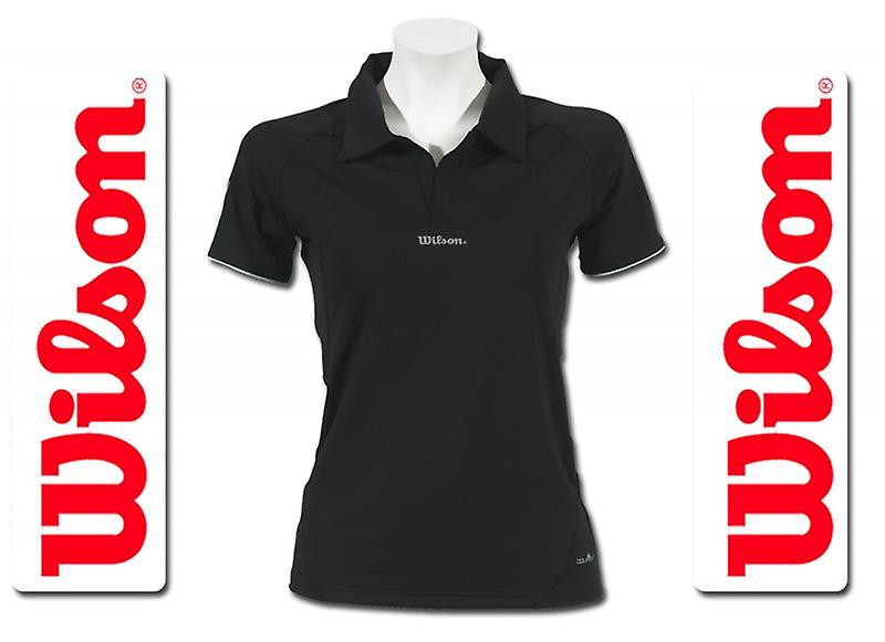 Wilson ladies performance Polo Black size XS.