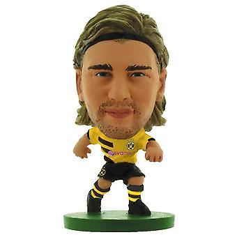SoccerStarz figur Borussia Dortmund hjem Kit Marcel Schmelzer