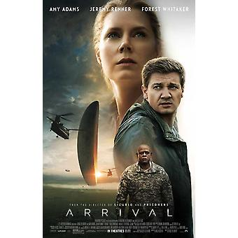 Arrival Movie Poster (11 x 17)