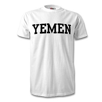Yemen Country T-Shirt