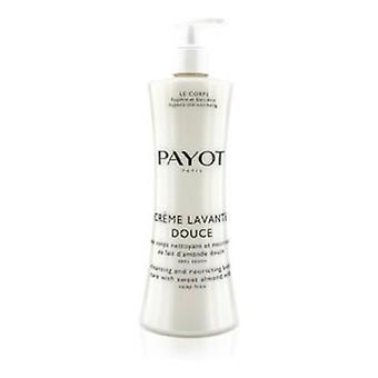 Payot Le Corps Creme Lavante Douce - Cleansing & Nourishing Body Care - 400ml/13.5oz
