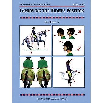 Improving the Rider's Position (Threshold Picture Guide) (Paperback) by Bentley Joni