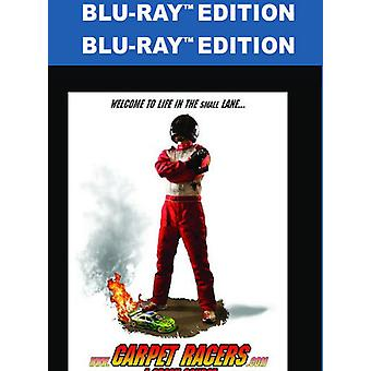 Tæppe racere: En sviptur [Blu-ray] USA import