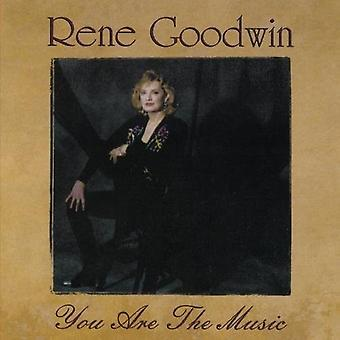 Rene Goodwin - You Are the Music [CD] USA import