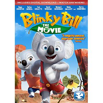 Blinky Bill: The Movie [DVD] USA import