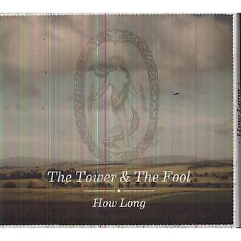 Tower & the Fool - How Long [CD] USA import