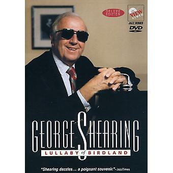 George Shearing - vuggevise af Birdland [DVD] USA import