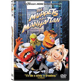 Mupparna ta Manhattan [DVD] USA import