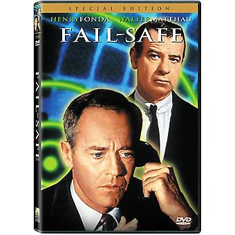 Fail Safe [DVD] USA import