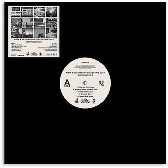 Kista & Glad2Mecha - indsamle støv instrumentale [Vinyl] USA importerer