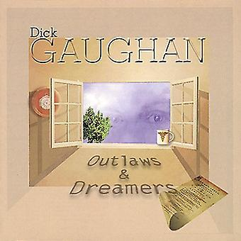 Dick Gaughan - fredløse & drømmere [CD] USA import