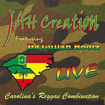 Jah Creation - Live-Carolina's Reggae Combination [CD] USA import