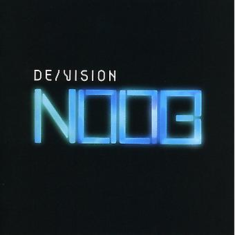 De/Vision - Noob [CD] USA import