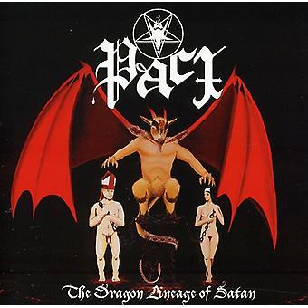 Pacto - importación de Estados Unidos Dragon linaje de Satan [CD]