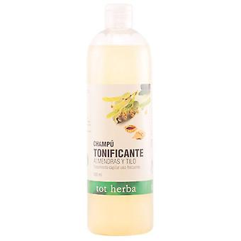 Tot Herba Toning Shampoo 500 ml Almond And Basswood (Woman , Hair Care , Shampoos)