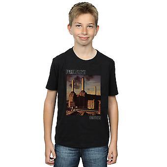 Pink Floyd Boys Animals Poster T-Shirt