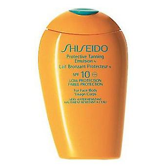 Shiseido Protective Tanning Emulsion SPF 10 150 ml (Cosmetics , Body  , Sun protection)