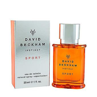 David Beckham Instinct Sport EDT 30ml Spray